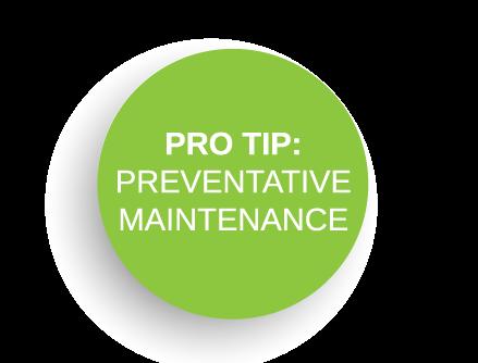 Pro-Tip: Preventative Maintenance