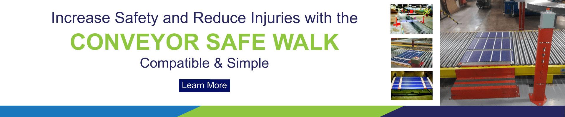 September Safewalk Banner