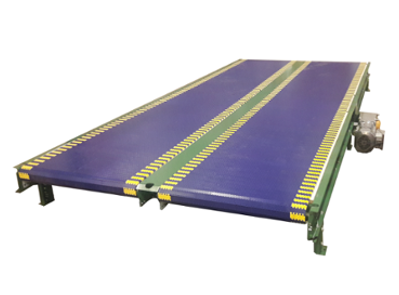 New! Plastic Conveyor Design