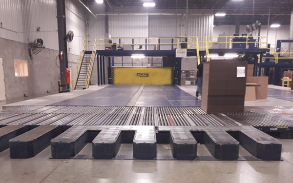 Content / Solutions / Full Plant Solutions - Systec Conveyor System