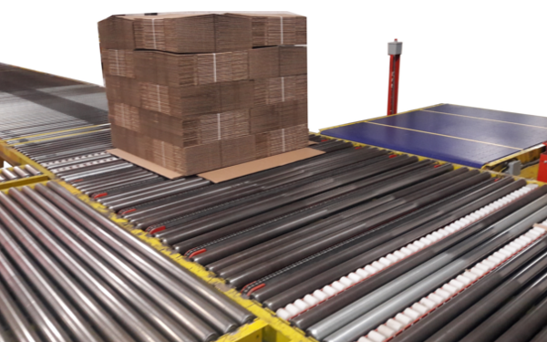 Content / Products / Powered Roller Conveyor (PRO/PAR) - Systec
