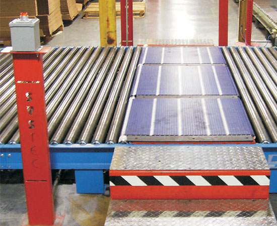 Conveyor Safe Walk