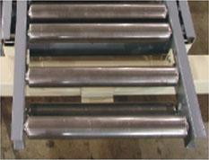 Pressure Roller Channel Rollers